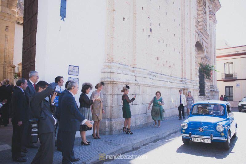 boda palacio de los palma, écija