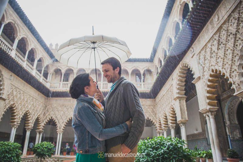 Preboda Alcazar Sevilla
