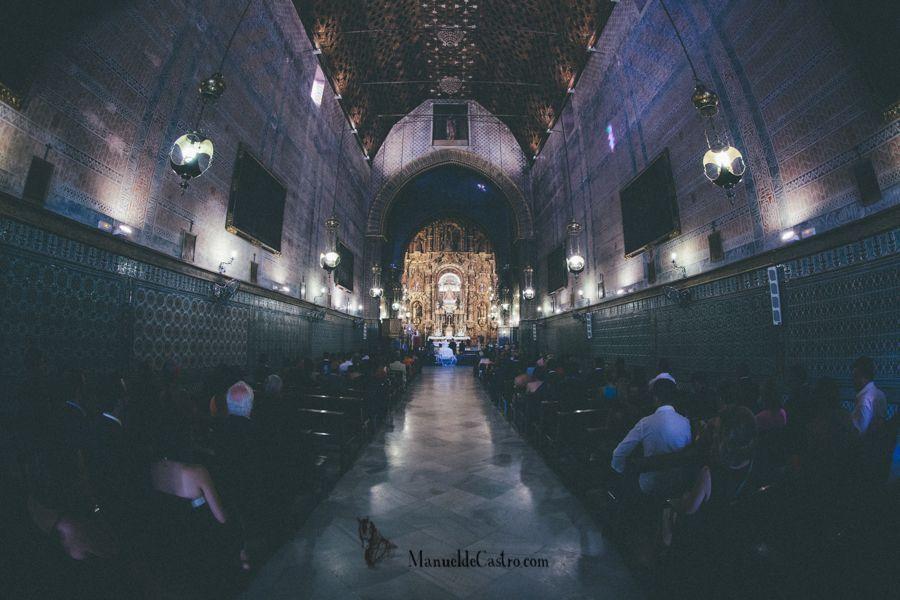 boda monasterio consolacion utrera