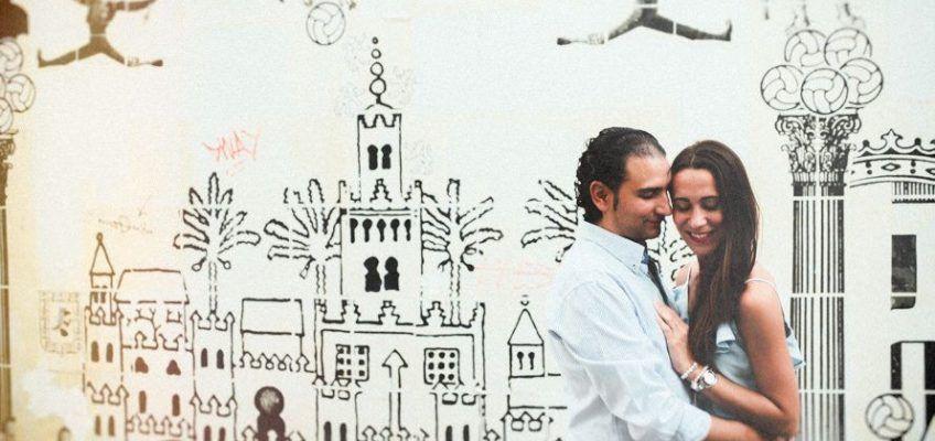 Preboda en Córdoba. Manuel de Castro Fotógrafo de bodas en Córdoba