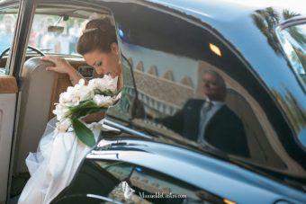 boda en el Restaurante el Mirador