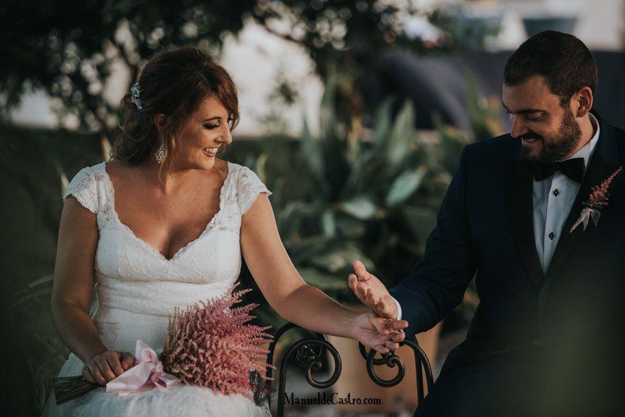 boda en finca la torreta de bayona