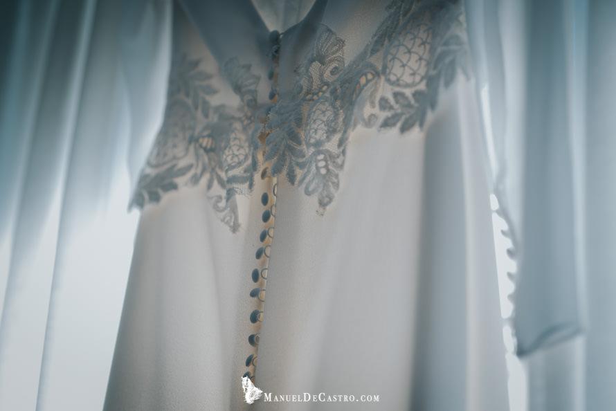 vestido novia iván campaña