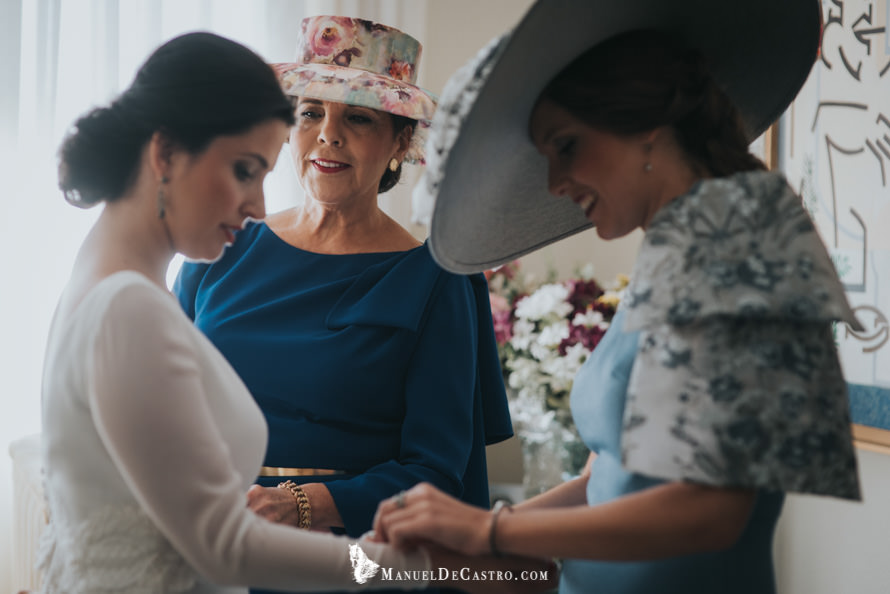 vestido madrina iván campaña