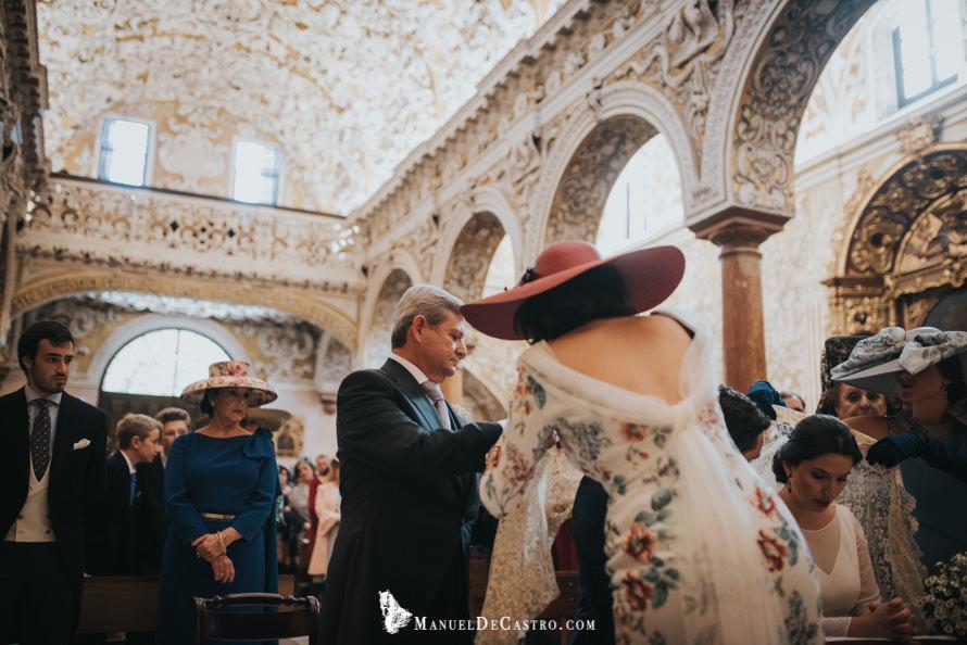 boda iglesia santa maria la blanca