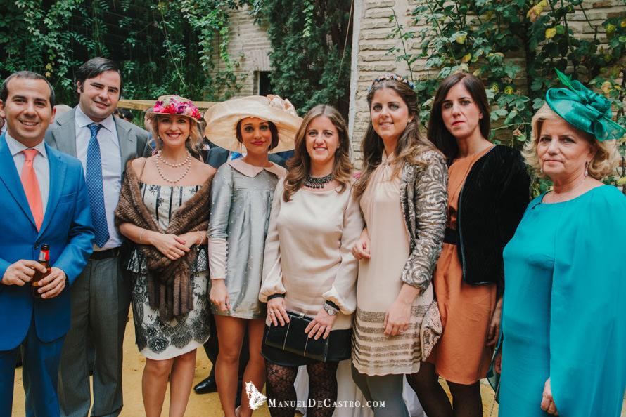 boda en el palacio de los palma. Ecija, Sevilla-062