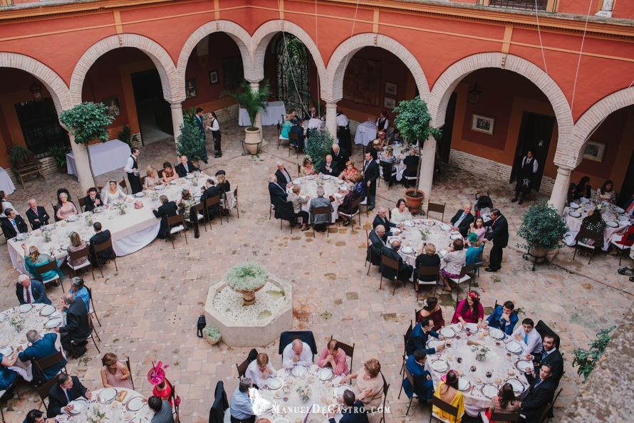 boda en el palacio de los palma. Ecija, Sevilla-065