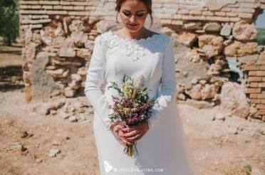 Fotógrafo de bodas en El Rubio, Sevilla
