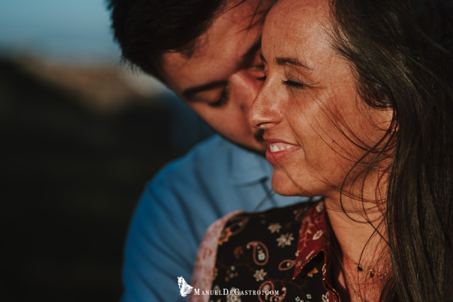 Fotógrafo de bodas en Salinas. Silvia y Borja