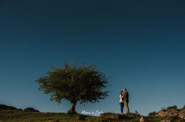 Preboda en los Lagos de Covadonga